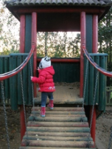 Playground at Tallington Lakes