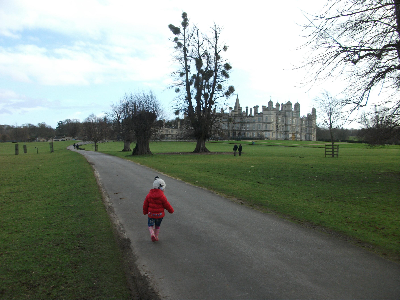 Burghley park