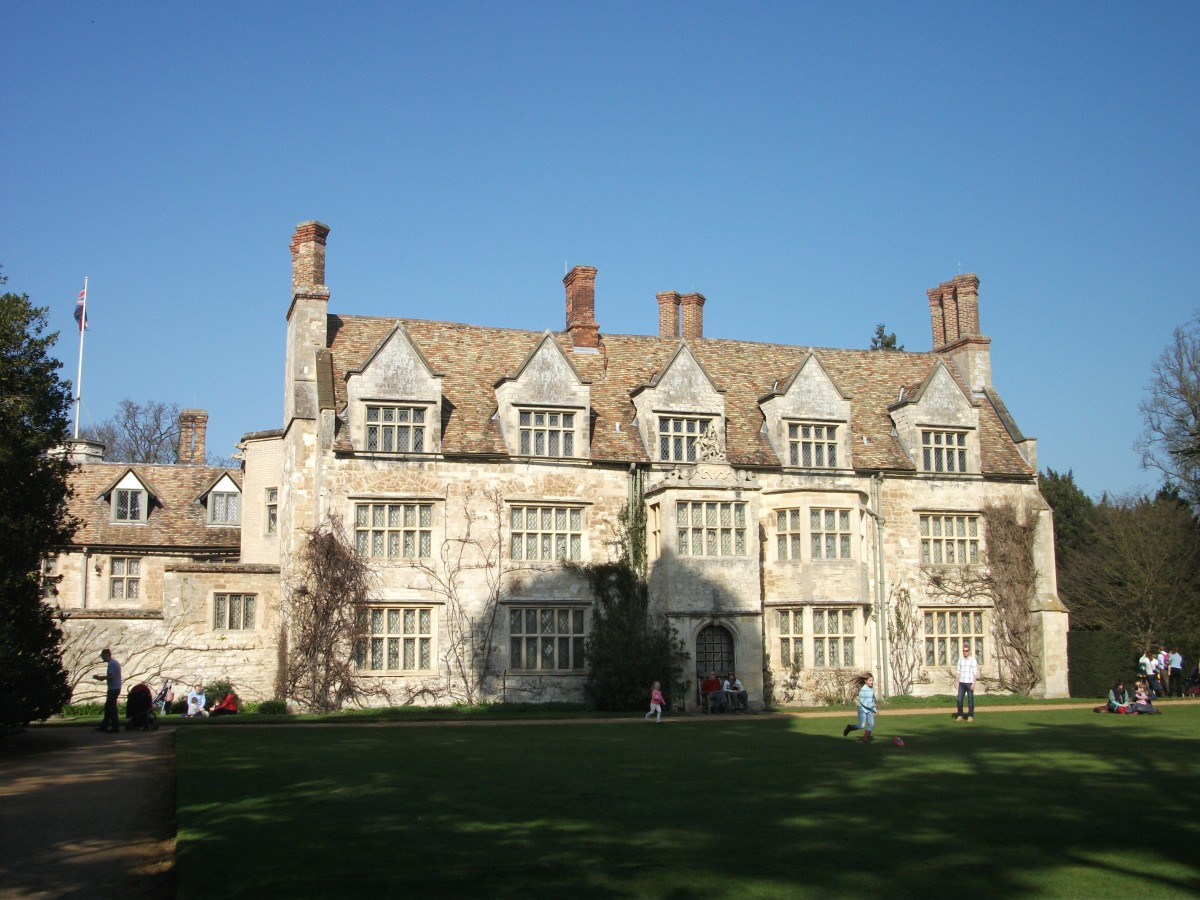 Day out at Anglesey Abbey