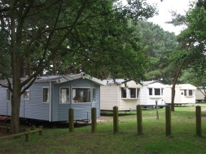Caravans at Wild Duck
