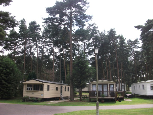 Wild Duck is set among woods, four miles from the sea