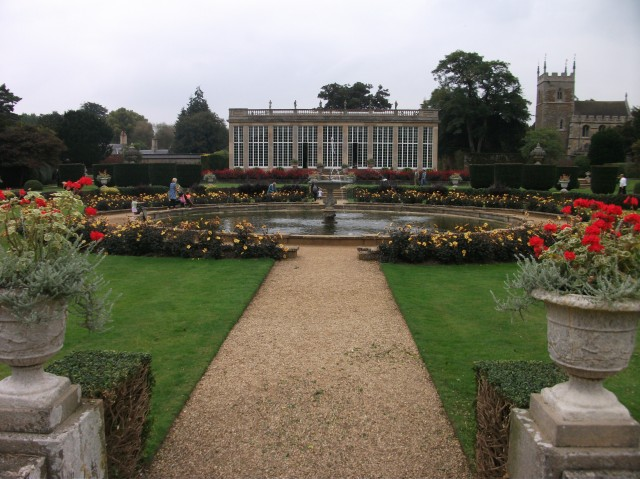 Orangery at Belton House