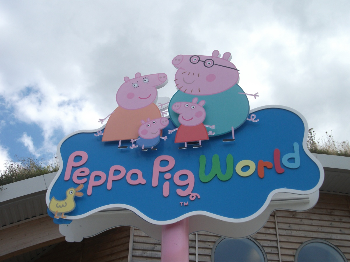 Review of Peppa Pig World